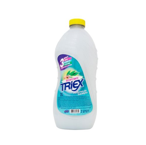 Desinfetante Triex 2l Perfumes do Eucalipto