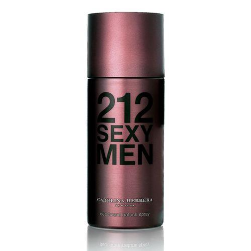 Desodorante 212 Sexy Men 150 Ml
