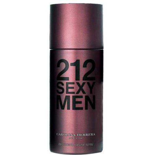 Desodorante 212 Sexy Men 150ml