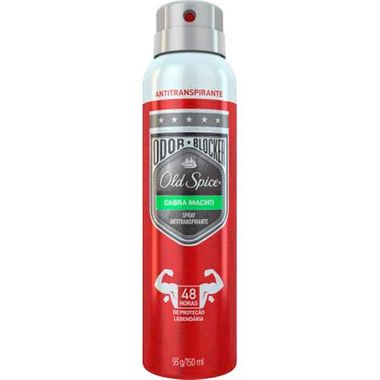 Desodorante Aerosol Cabra Macho Old Spice 93g