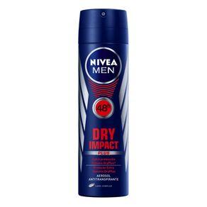 Desodorante Aerosol Dry Impact Nivea 94g