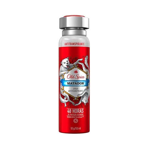 Desodorante Aerosol Old Spice Matador 150ml