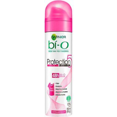 Desodorante Aerosol Bi-O Feminino Protection 5 150ml