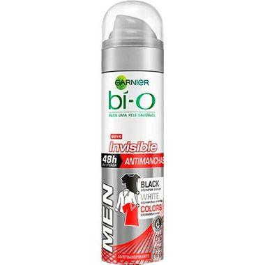 Desodorante Aerosol Bi-O Men Invisible BW 150ml