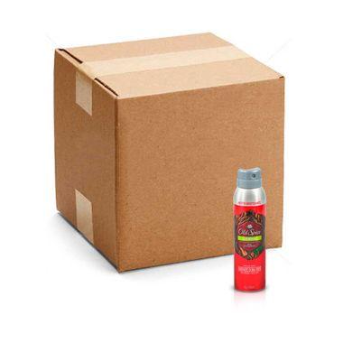 Desodorante Aerossol Old Spice Lenha 93g Cx. C/ 12 Un.
