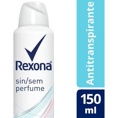 Desodorante Rexona Sem Perfume 90g