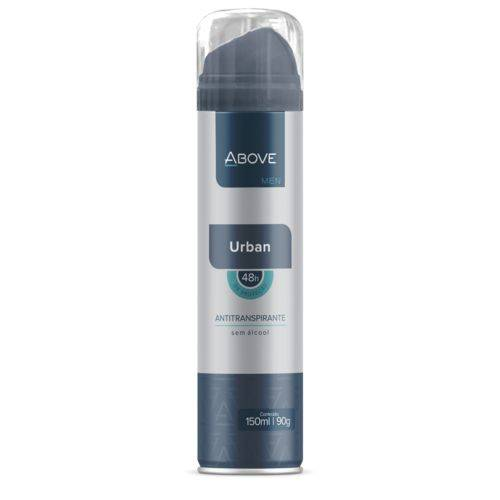 Desodorante Antitranspirante Above Men Urban 150ml
