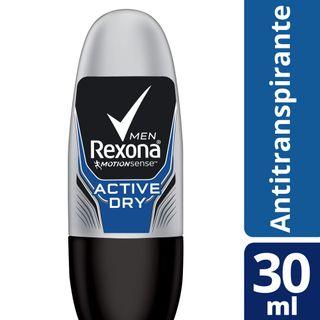 Desodorante Antitranspirante Rollon Rexona Active 50ml