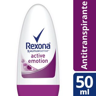 Desodorante Antitranspirante Rollon Rexona Active Emotion 50ml