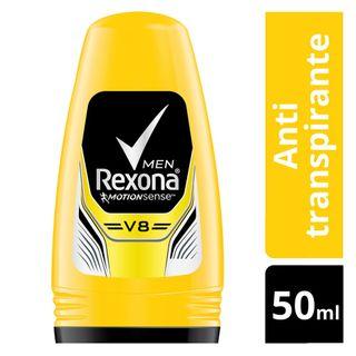 Desodorante Antitranspirante Rollon Rexona V8 50ml