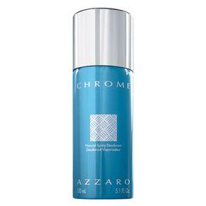Desodorante Azzaro Chrome Spray Masculino 150ml