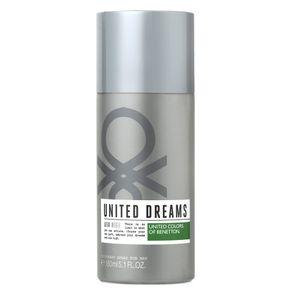 Desodorante Benetton United Dreams Aim High 150ml