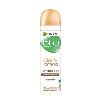 Desodorante Bí-O Aerosol Clarify Pele Morena 150ml