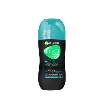 Desodorante Bí-O Roll On Antiodor Pele Roupa Masculino 50ml
