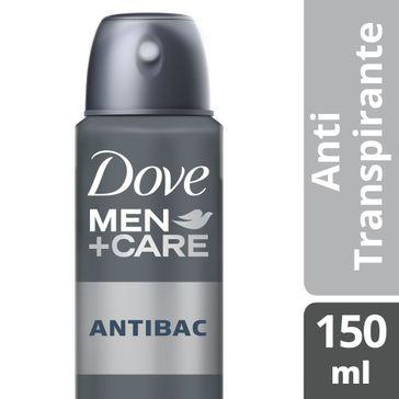 Desodorante Antitranspirante Aerosol Dove Men ANTIBAC 150ml