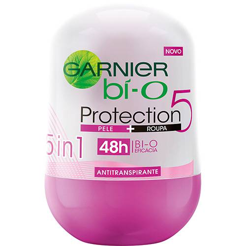 Desodorante Feminino Garnier Roll-on Bí-o Proteção 5 50ml
