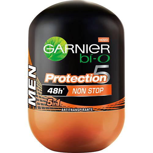 Desodorante Masculino Garnier Roll-on Bí-o Proteção 5 50ml