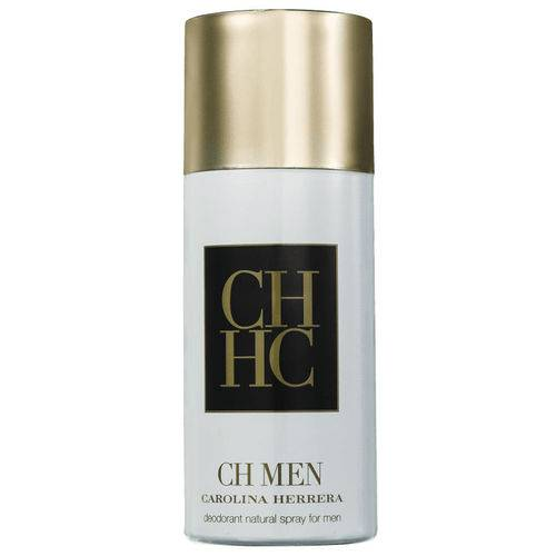Desodorante Masculino Spray Ch Men Carolina Herrera 150ml