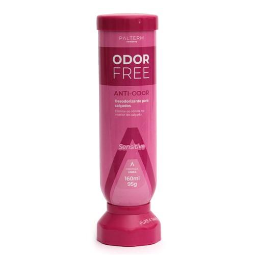 Desodorante Odor Free Sensitive Palterm U