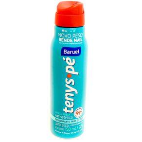Desodorante para Pés Tenys Pé Jato Seco Baruel Action 92g