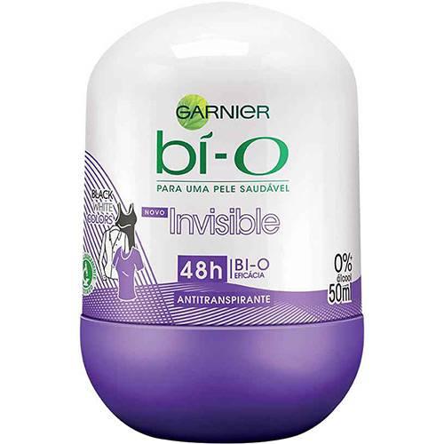 Desodorante Roll-On Garnier Black White Colors Feminino 50ml
