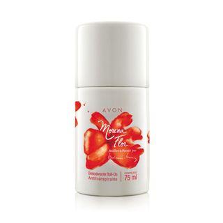 Desodorante Roll On Morena Flor - 75ml
