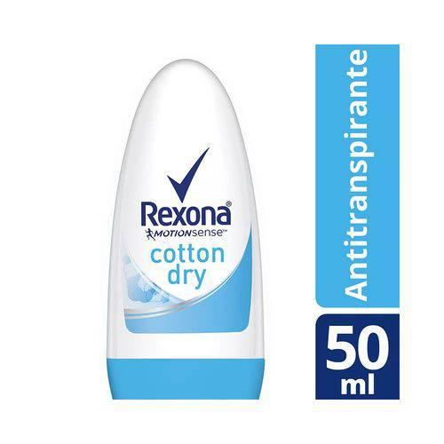 Desodorante Roll On Rexona Cotton - 50ml
