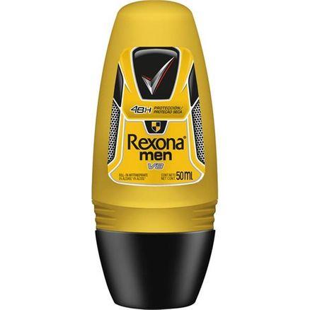 Desodorante Roll-On Rexona Masculino V8 50ml