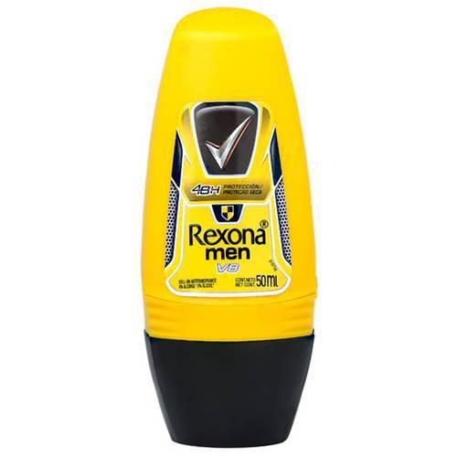 Desodorante Roll On Rexona V8 50ml