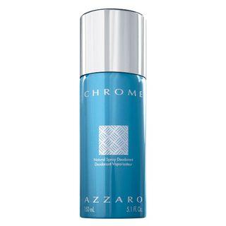 Desodorante Spray Azzaro Chrome - Masculino 150ml