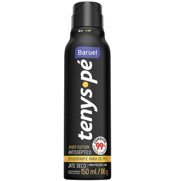 Desodorante para os Pés Jato Seco Tenys Pé Sport Edition 150ml