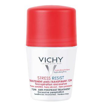 Desodorante Antitranspirante Roll-on Deo Stress Resist Vichy 50ml