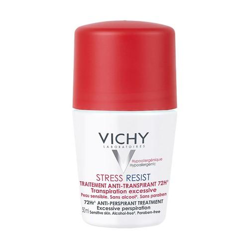 Desodorante Vichy Stress Resist Roll-On Antitranspirante 72h com 50ml