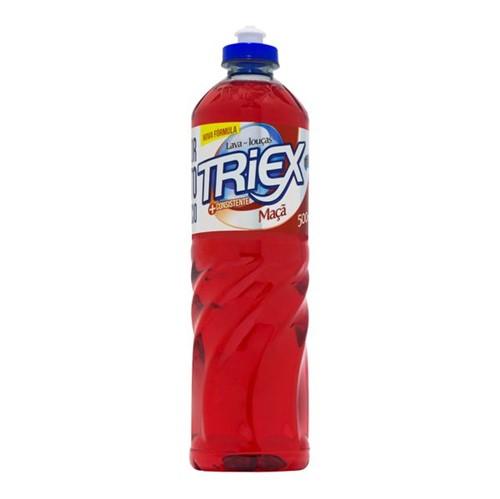Detergente Liquido Triex 500ml Maca