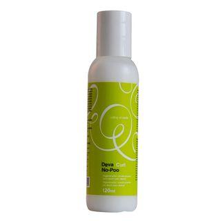 Deva Curl Higienizador Condicionante Sem Espuma No-Poo - Condicionador Limpante 120ml