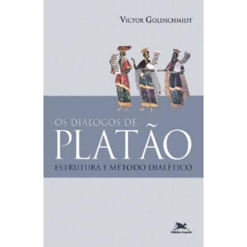 Diálogos de Platão (os) - Estrutura e Método Dialético