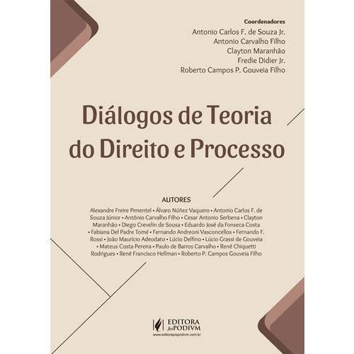 Diálogos de Teoria do Direito e Processo