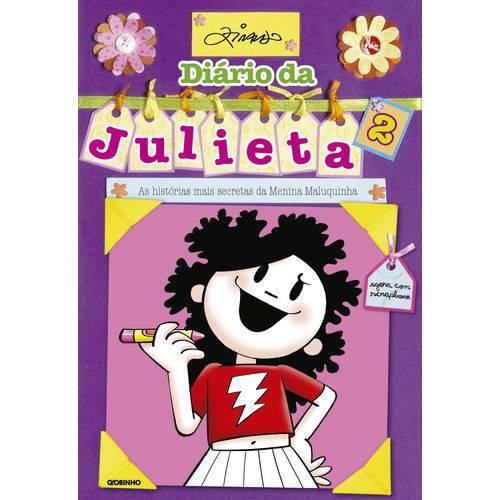 Diário da Julieta 2 - 3ª Ed.