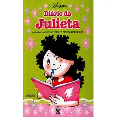 Diario da Julieta - Vol 01 - 2 Ed