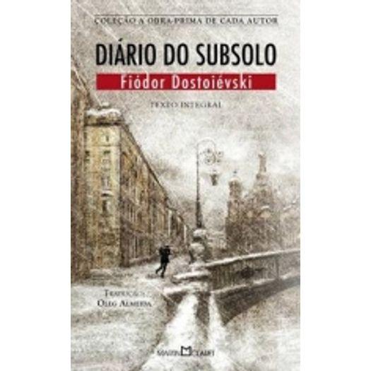 Diario do Subsolo - 321 - Martin Claret
