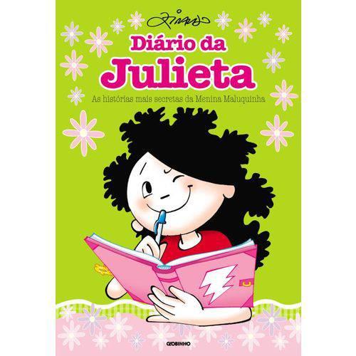 Diarios da Julieta - 3ª Ed
