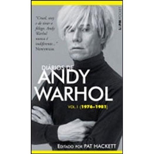 Diarios de Andy Warhol - 1000 - Vol 1 - Lpm Pocket