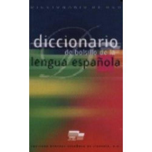 Diccionario de Bolsillo de La Lengua Española - Sgel