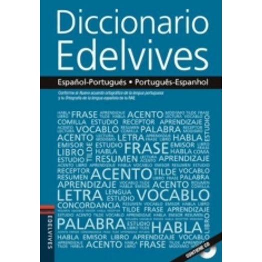 Diccionario Edelvives - Edelvives