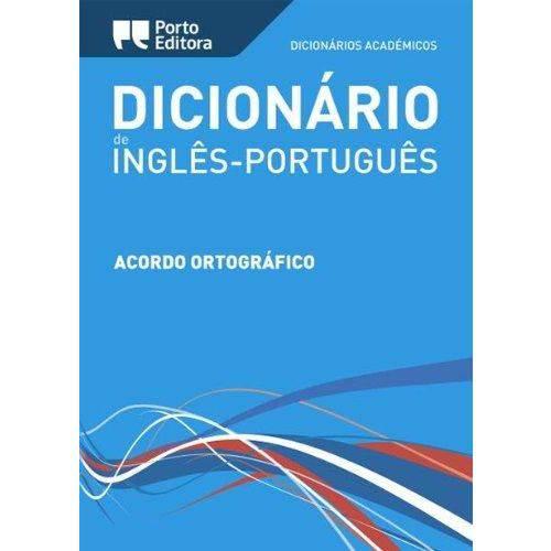 Dicionario Academico de Ingles-Portugues