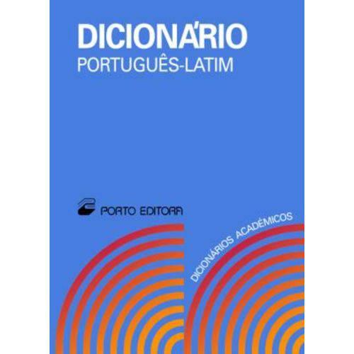 Dicionario Academico de Portugues-latim