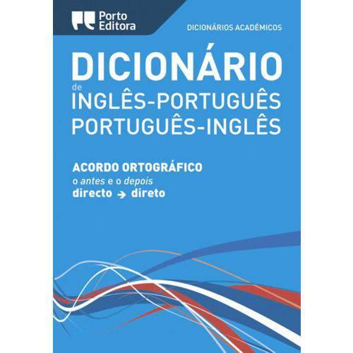 Dicionario Academico Ingles Portugues Portugues Ingles