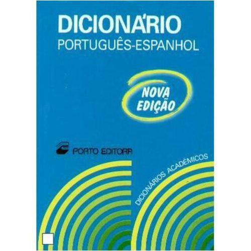 Dicionario Academico Portugues - Espanhol