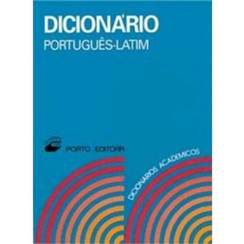 Dicionário Académico Português - Latim
