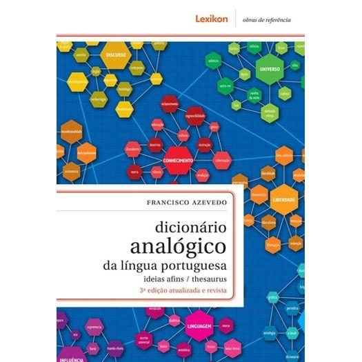 Dicionario Analogico da Lingua Portuguesa - Lexikon